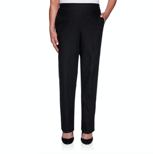 Alfred Dunner Classic Fit Pant