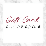 Golden Rule E-Gift Card