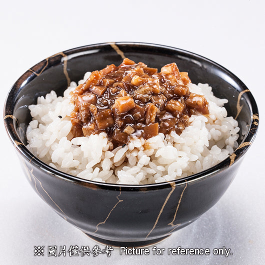 Taiwanese Authentic Braised Minced Pork 台灣滷肉燥