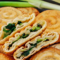 Green Onion Pancake 店小二蔥仔餅