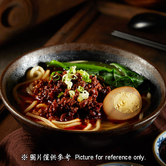 Sichuan Spicy Sauce with Minced Pork 川味拌麵醬