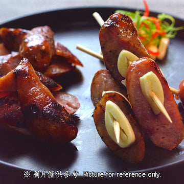 Taiwanese Sausage - Shaoxing 紹興酒香腸