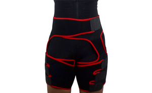 Rough Red Neoprene Thigh Trainer