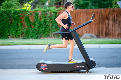 A Triathletes Treadmill