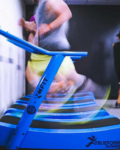 SPEED TRAINING: CAN YOU FLOAT ON THE TRUEFORM RUNNER?