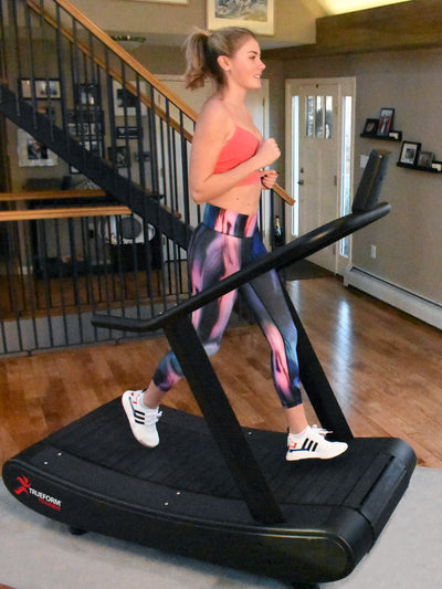 The Curved Manual Treadmill Is the Antidote to the Peloton