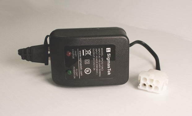 Battery Charger: Enduro 1.0 & 2.0
