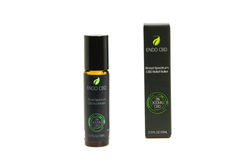 Broad Spectrum CBD Relief Roller