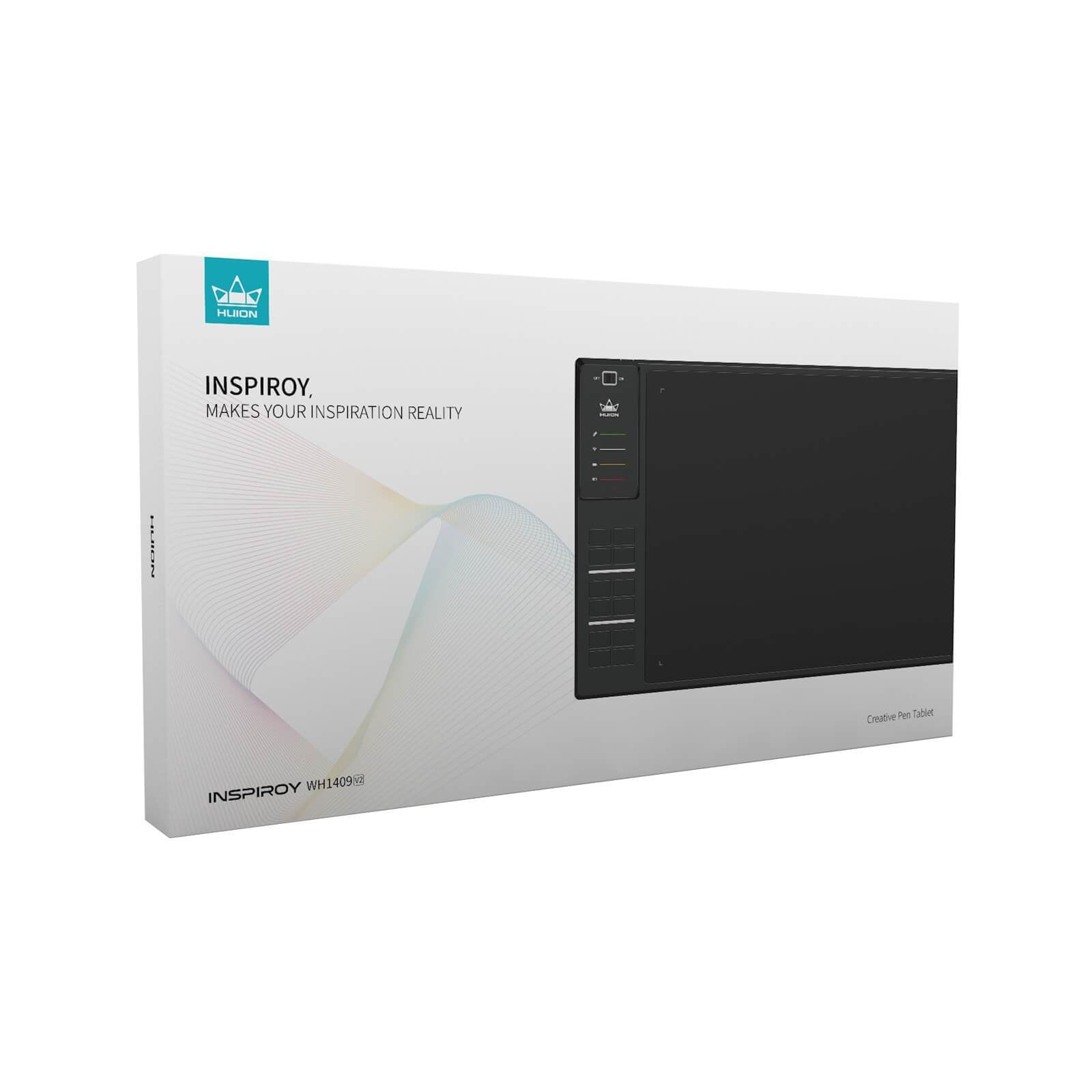 Huion Inspiroy WH1409 V2