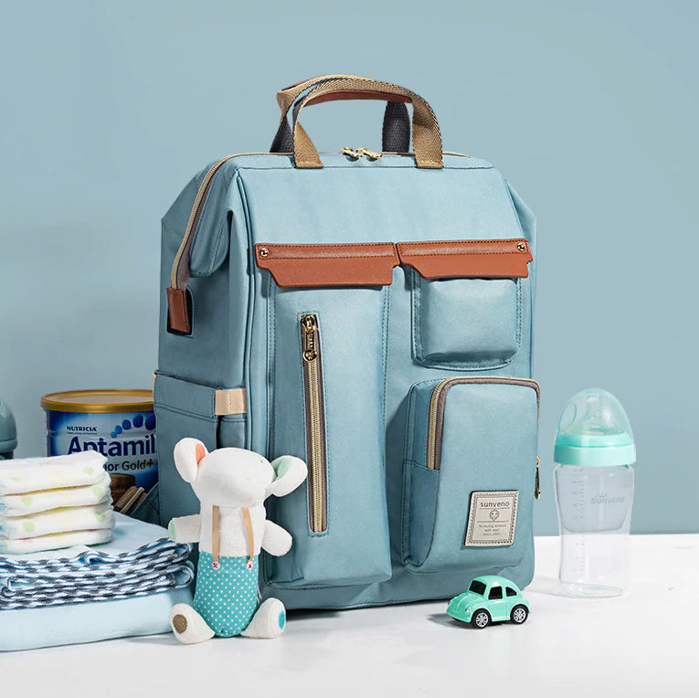 The Ultimate Chic Diaper Bag