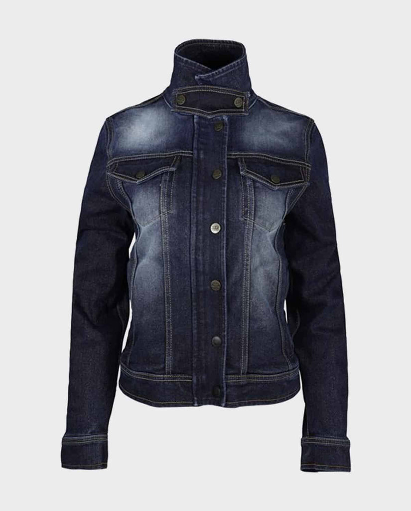 Rokkertech Denim Jacket Lady