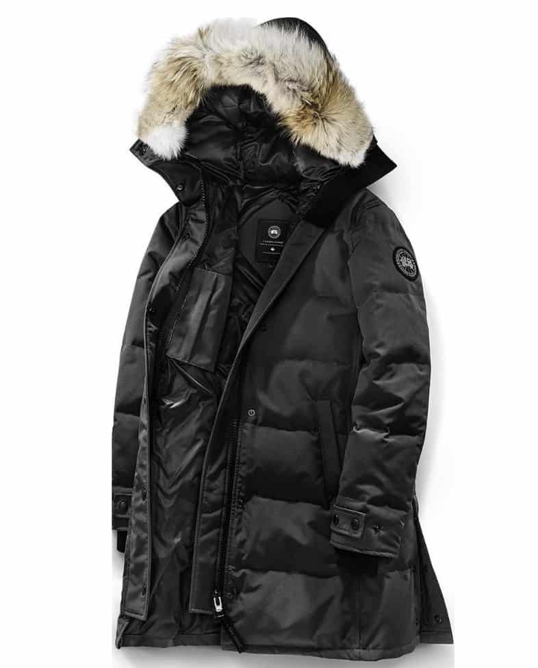 Shelburne Parka Black Label