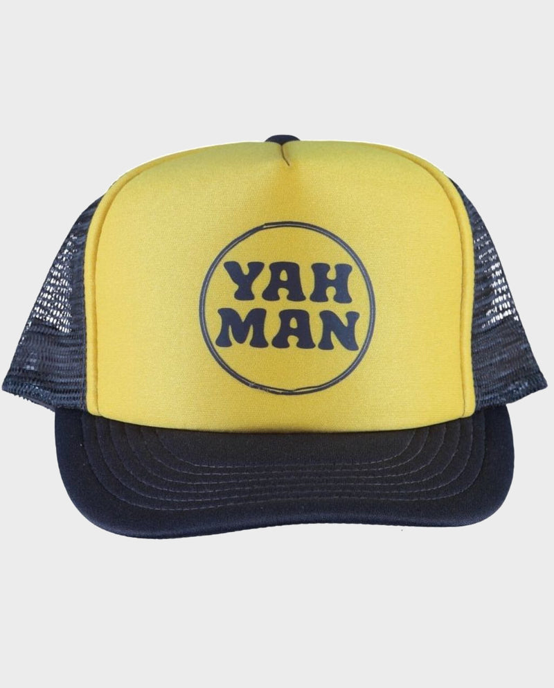 X Trucker Yah Man Brown