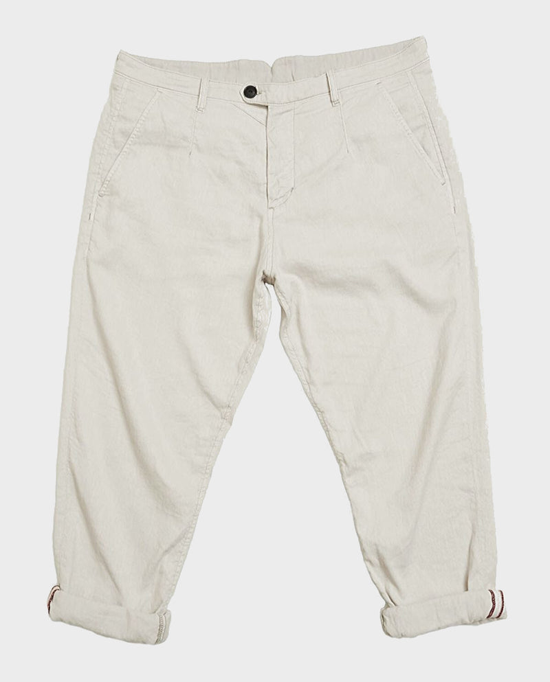 RAPHAEL SHANE TROUSERS PALE GREY