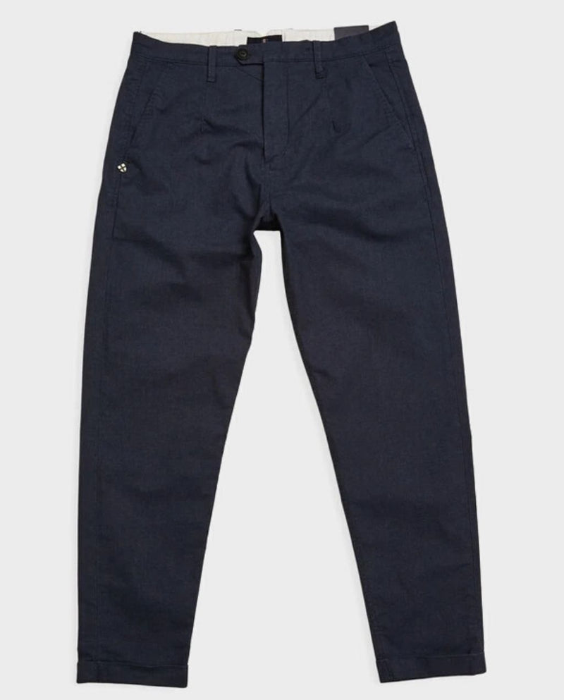 RAPHAEL SPIN TROUSERS NAVY