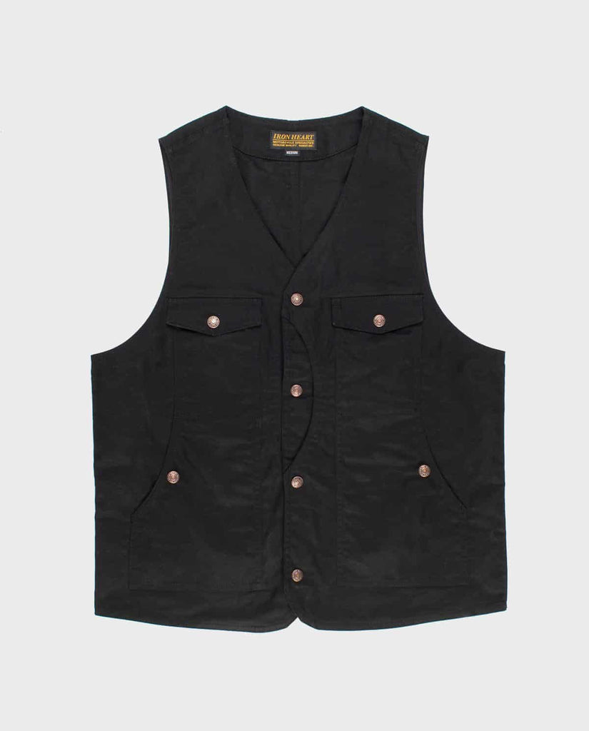 Paraffin Coated Hunting Vest