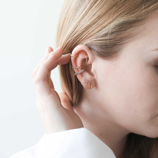 Start Your Ear Party at the Maison Miru Ear Bar