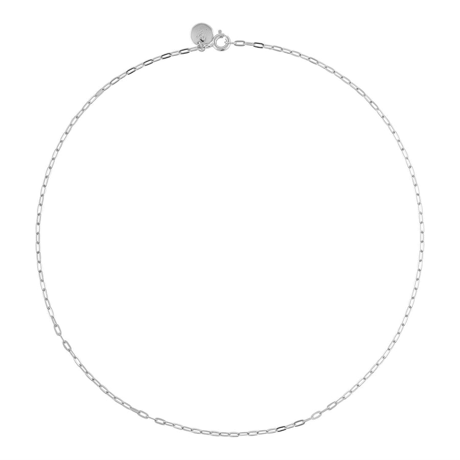 Boyfriend Necklace in Sterling Silver