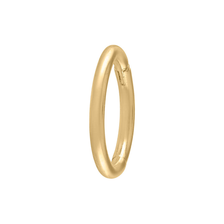 Classic Cartilage Hoop in 14k Gold