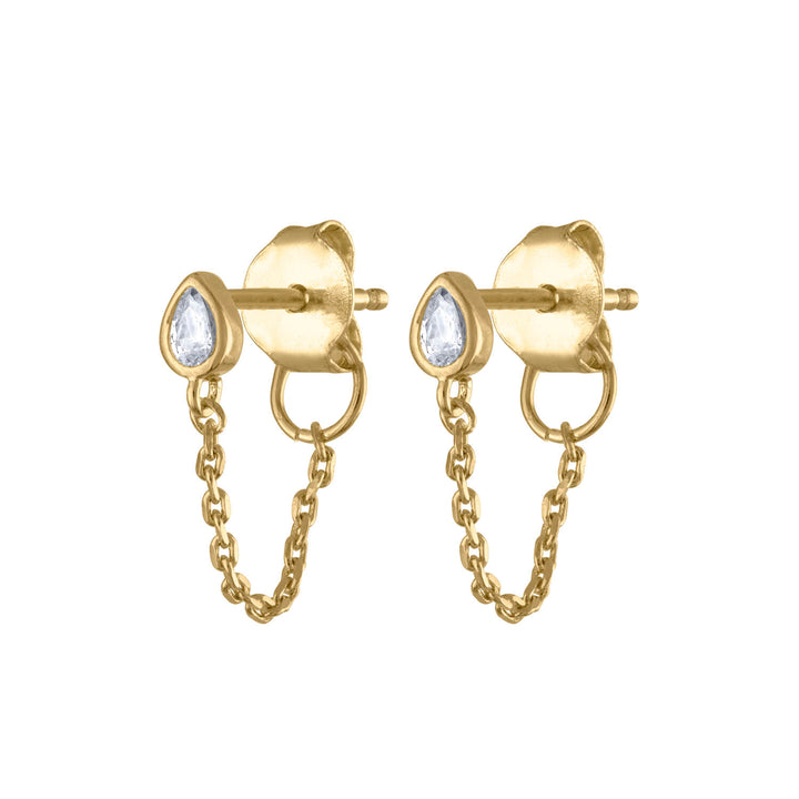 Colette Earrings at Maison Miru Jewelry @maisonmiru