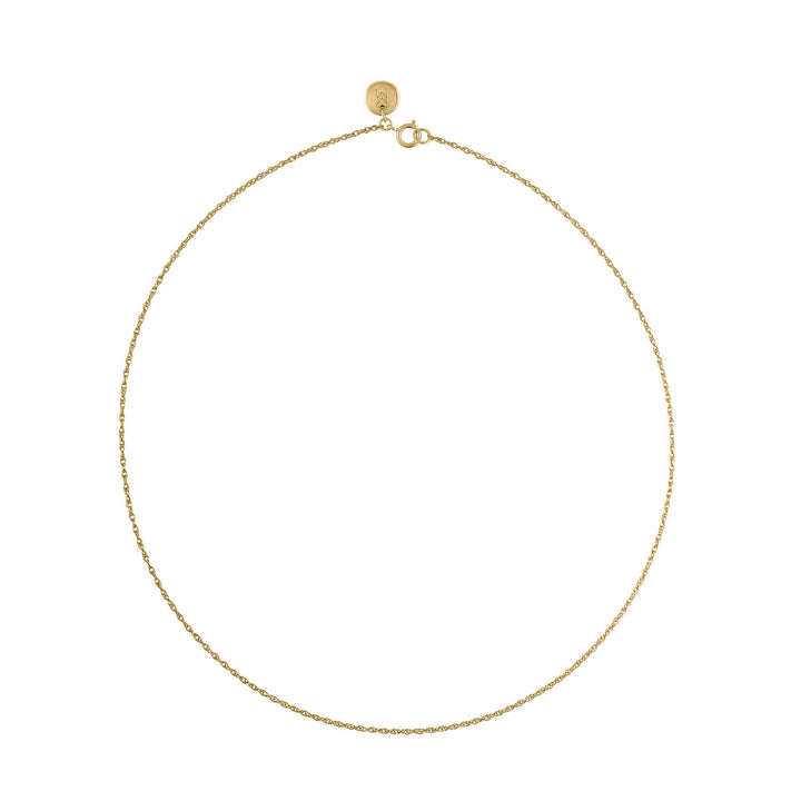 Heirloom Necklace in Gold Vermeil at Maison Miru Jewelry @maisonmiru
