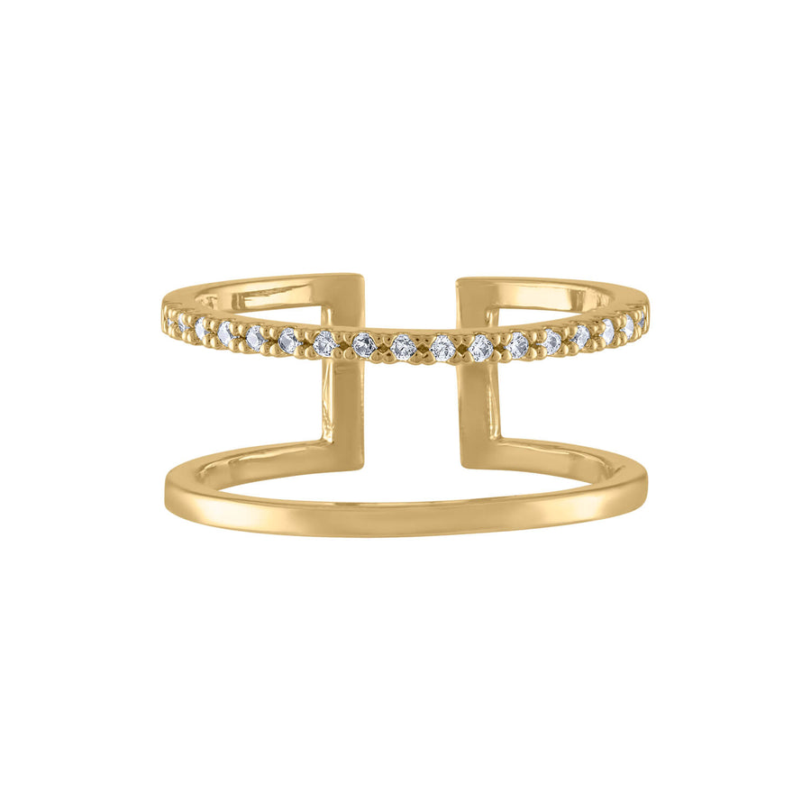 Juliet Ring in Gold