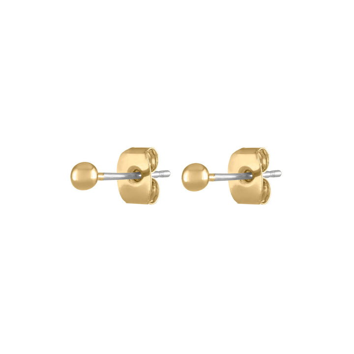Little Sphere Studs at Maison Miru Jewelry @maisonmiru