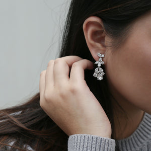 Daphne Earrings at Maison Miru Jewelry @maisonmiru