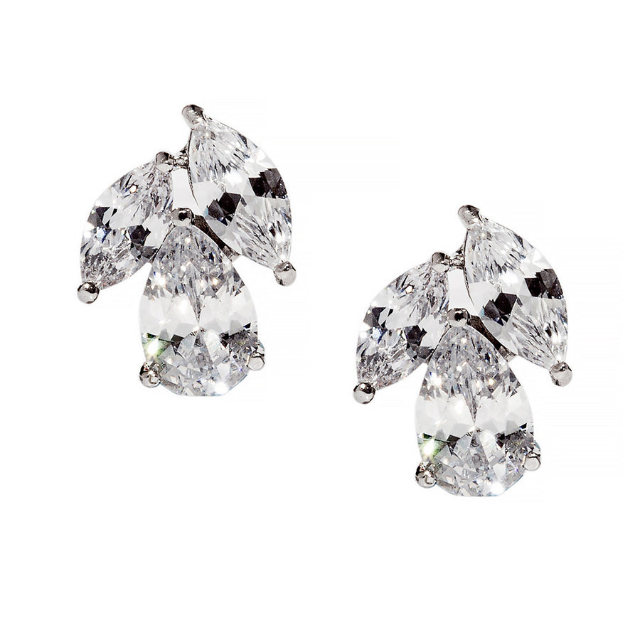Dara Earrings at Maison Miru Jewelry @maisonmiru