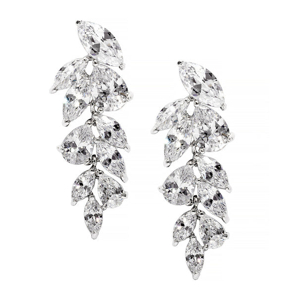 Elisabeth Earrings - Maison Miru Jewelry (@maisonmiru)