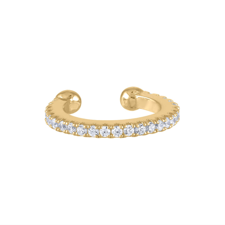 Eternity Arc Ear Cuff (13mm)