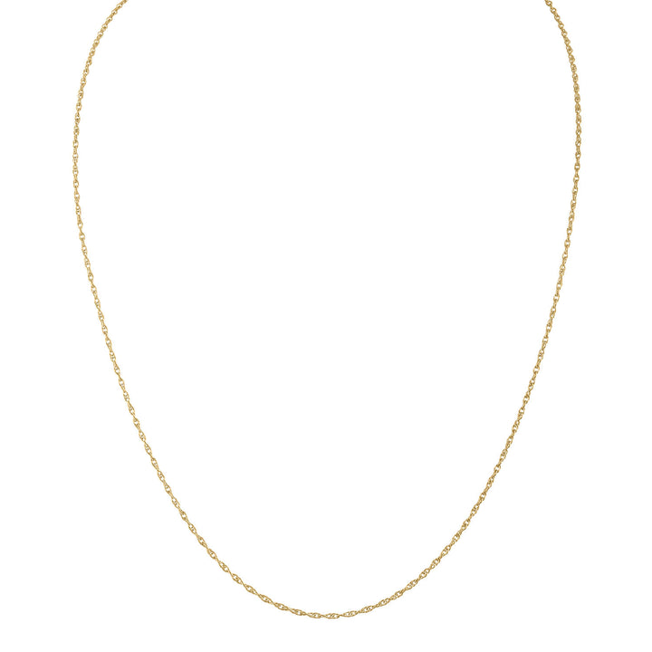 Heirloom Necklace in Gold Vermeil