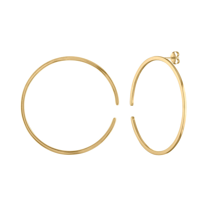 Large Illusion Hoops