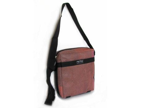 Delhi Shoulderbag Mini tas rood