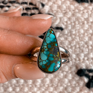 TEARDROP RING - NO. 2