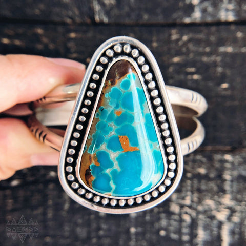 MOUNTAIN CUFF - TURQUOISE