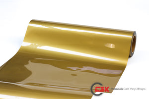 PU Heat Transfer Gold | HT2008