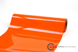PU Heat Transfer Orange | HT2006