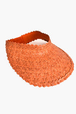 Weave Visor (Orange)