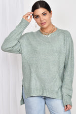 Pia Knit (Mint)