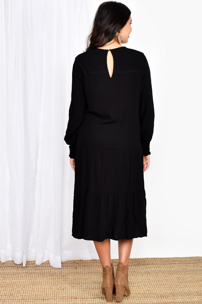 Neeve Dress (Black)