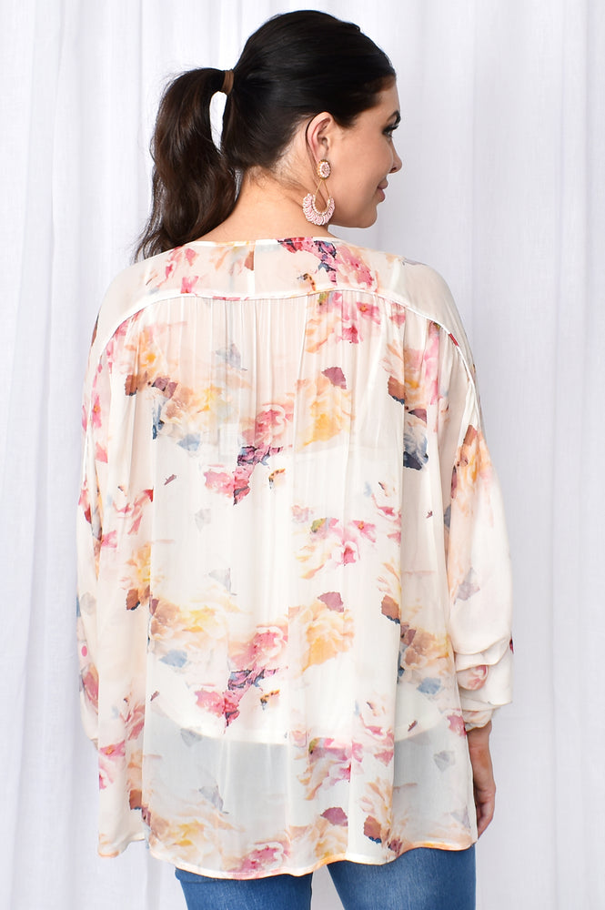 Wuthering Heights Top (Pink)