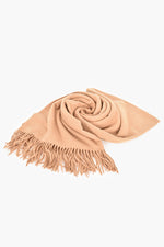Essential Soft Fringe Edge Scarf