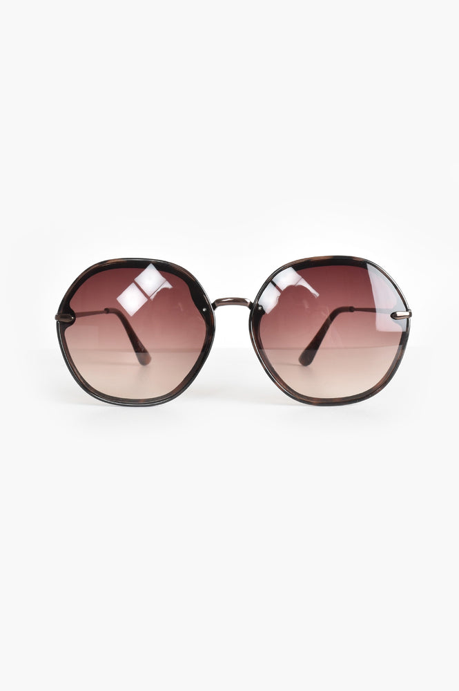 Manhattan Sunglasses (Tortoise)