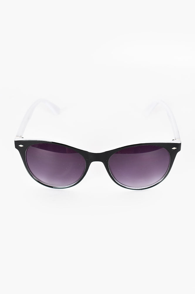 Time At The Beach Sunglasses (White)