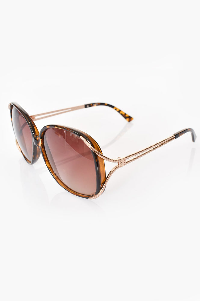 Goldie Fashion Sunglasses (Tortoise)