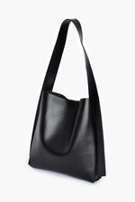 Edge Detail Essential Tote (Black)