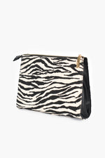 Haven Canvas Toiletries (Zebra)