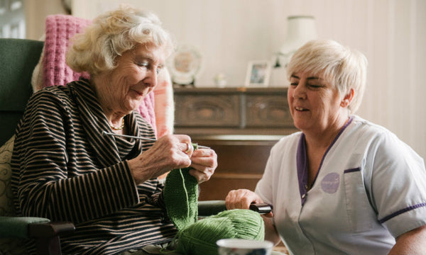 Choosing home care that's right for you