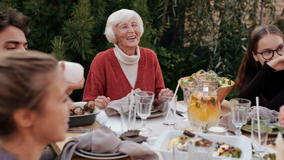 How soft meals can help the elderly get the nutrients they need